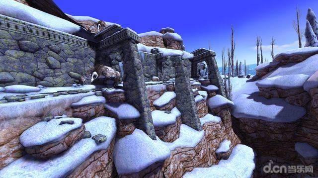 神庙逃亡 Gear VR截图1