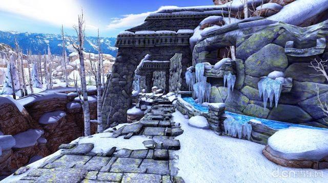 神庙逃亡 Gear VR截图2