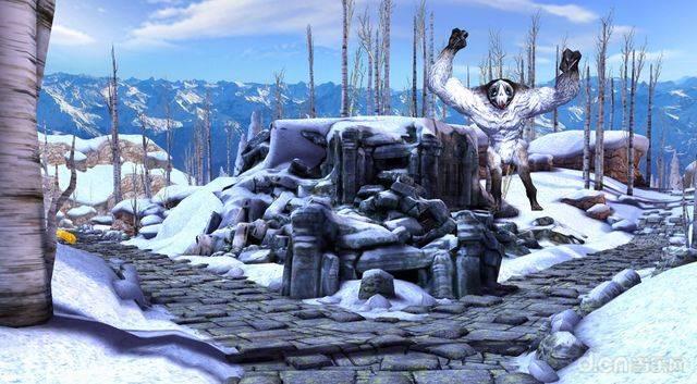 神庙逃亡 Gear VR截图3