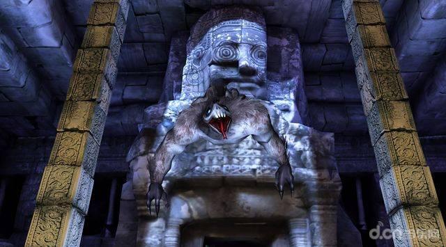 神庙逃亡 Gear VR截图4