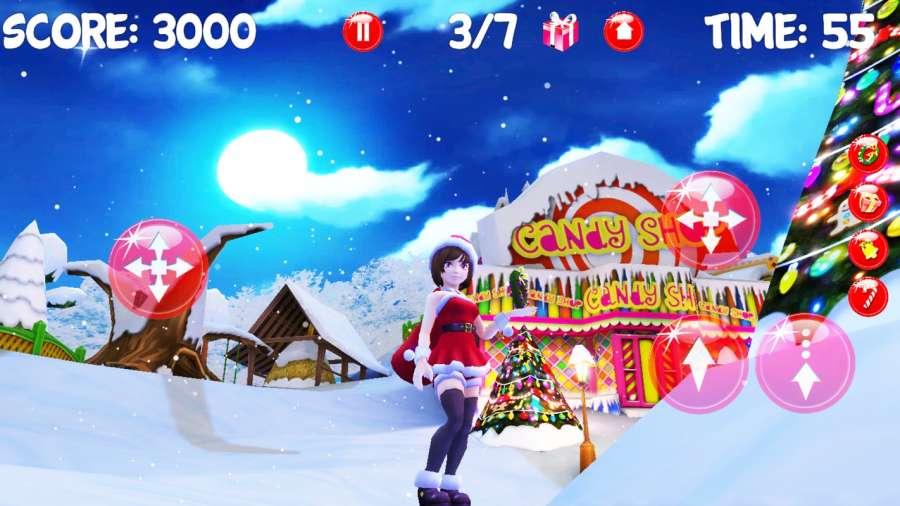 超级礼品女孩冒险游戏截图2