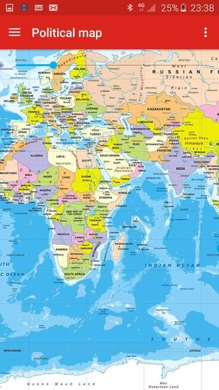 世界地图(图集)截图4