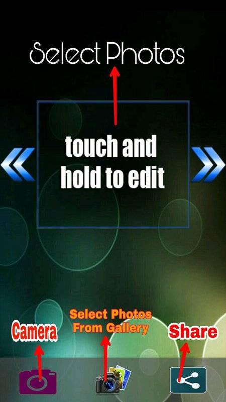 Selfie Photography Cam Editor截图0