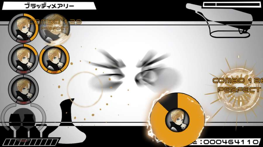 Beat Beat Vocaloid Reborn截图9