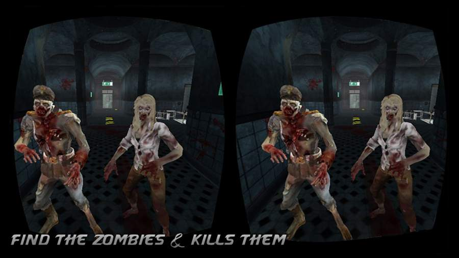 VR最终战僵尸