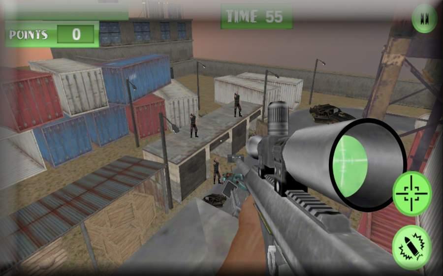 狙击手刺客杀手