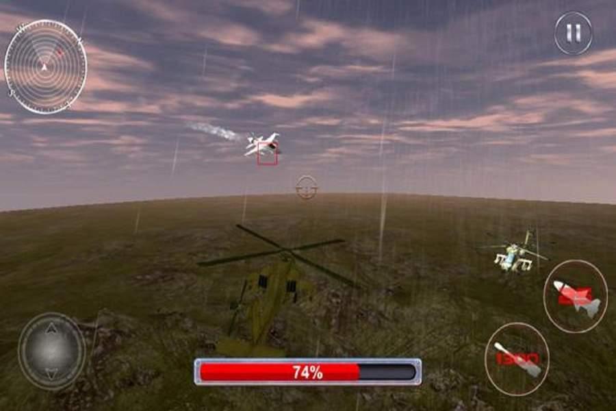 直升机空战3D截图1