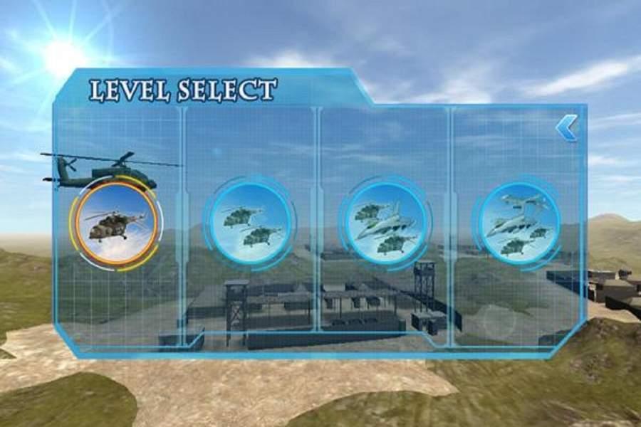 直升机空战3D截图3