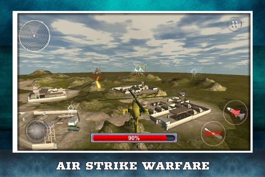 直升机空战3D截图4
