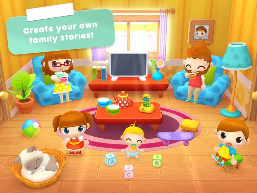 甜蜜的家庭故事截图2