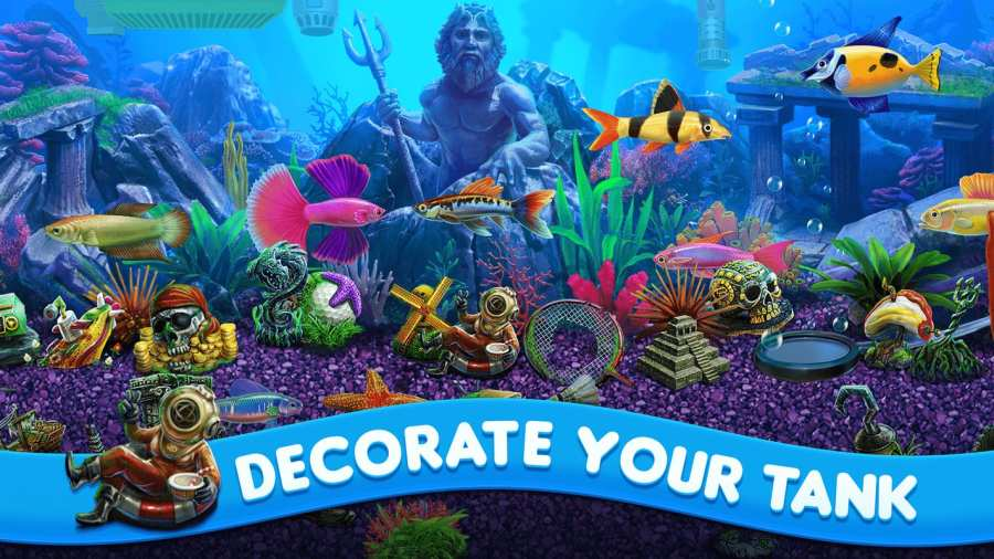 Fish Tycoon 2 Virtual Aquarium截图0
