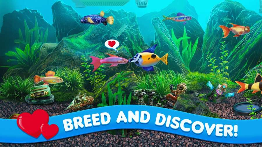 Fish Tycoon 2 Virtual Aquarium截图10