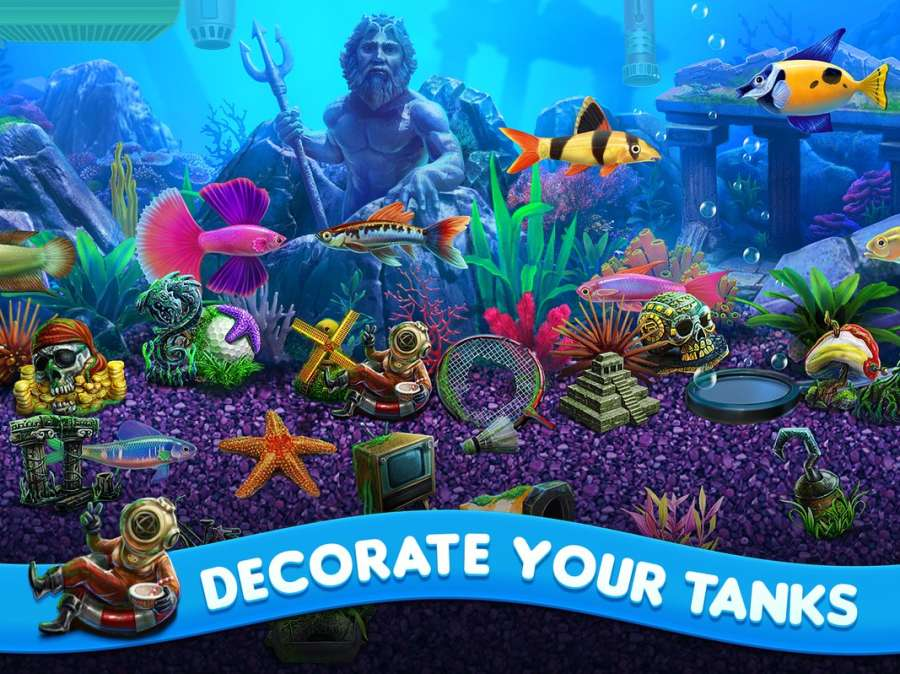 Fish Tycoon 2 Virtual Aquarium截图3