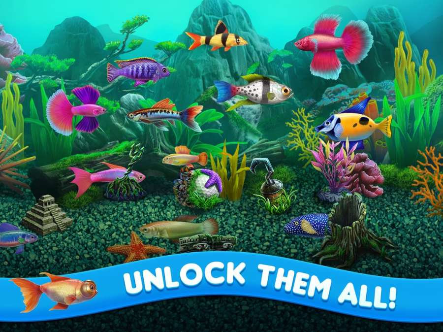 Fish Tycoon 2 Virtual Aquarium截图5