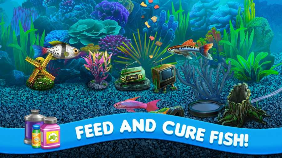 Fish Tycoon 2 Virtual Aquarium截图6