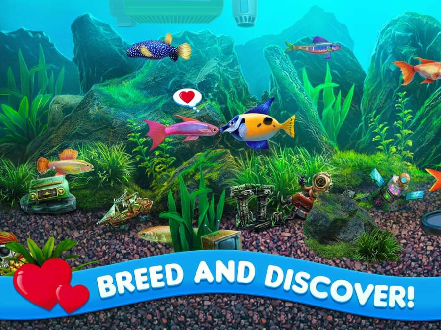 Fish Tycoon 2 Virtual Aquarium截图8