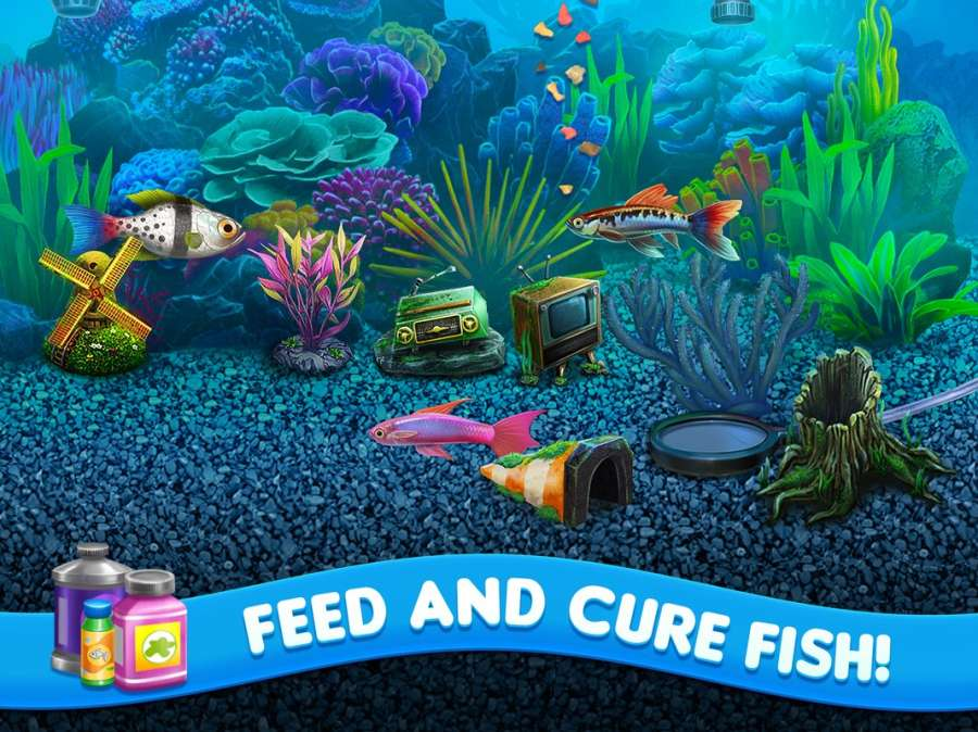 Fish Tycoon 2 Virtual Aquarium截图9