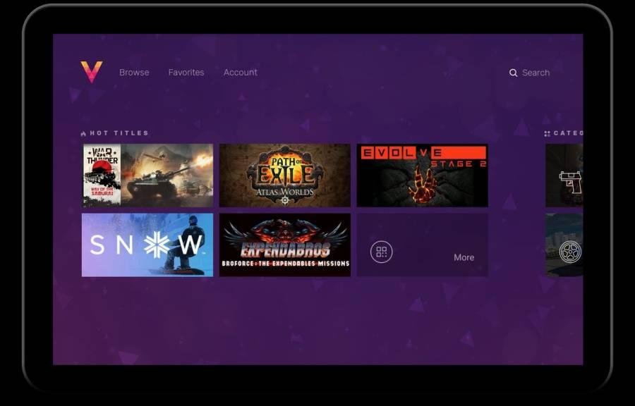 Vortex Cloud Gaming截图1