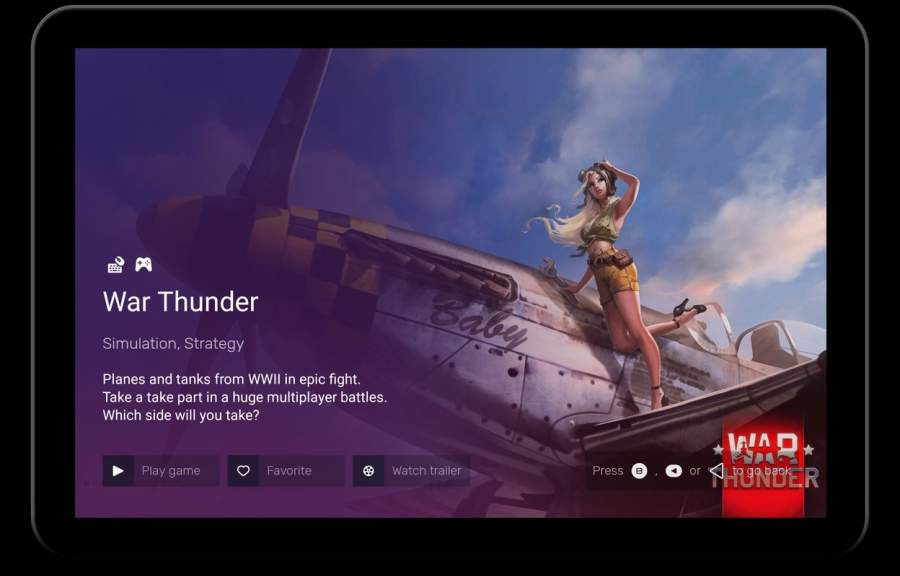 Vortex Cloud Gaming截图4