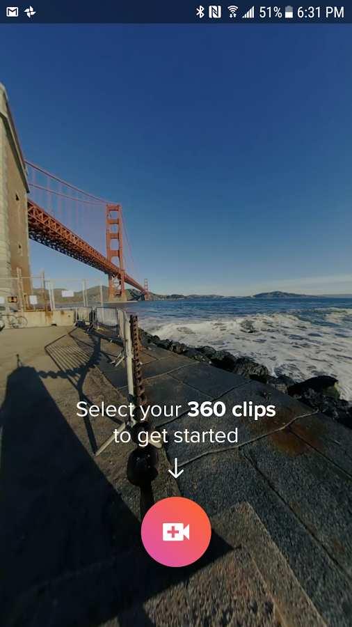 全景视频编辑器:V360