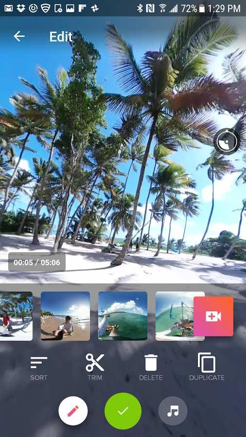 全景视频编辑器:V360截图3