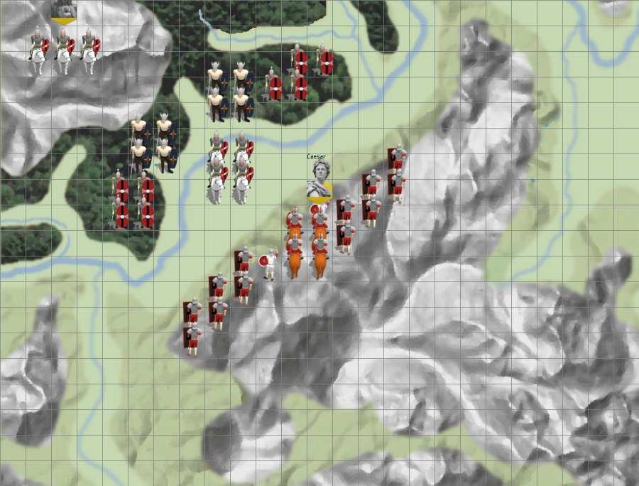 古罗马战役截图1