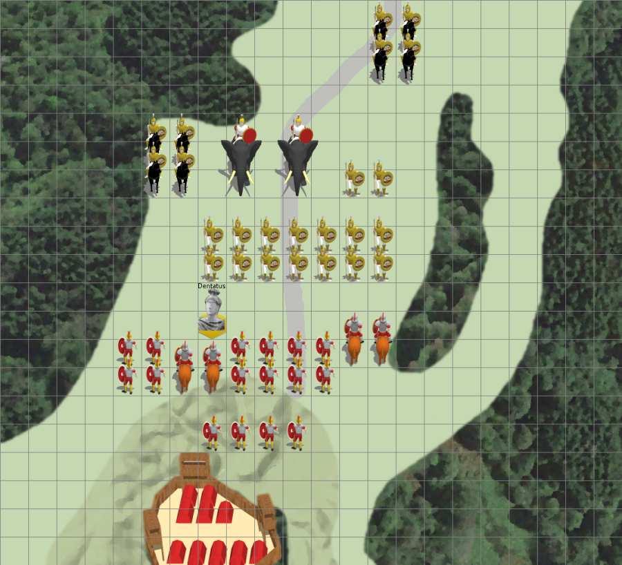 古罗马战役截图2