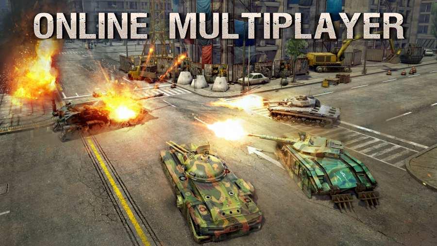 无尽坦克截图2