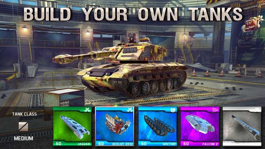 无尽坦克截图3