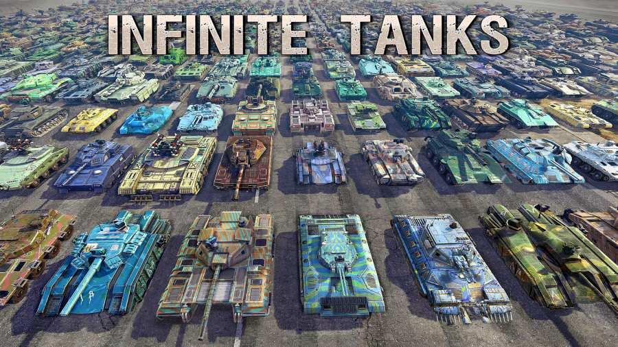 无尽坦克截图4