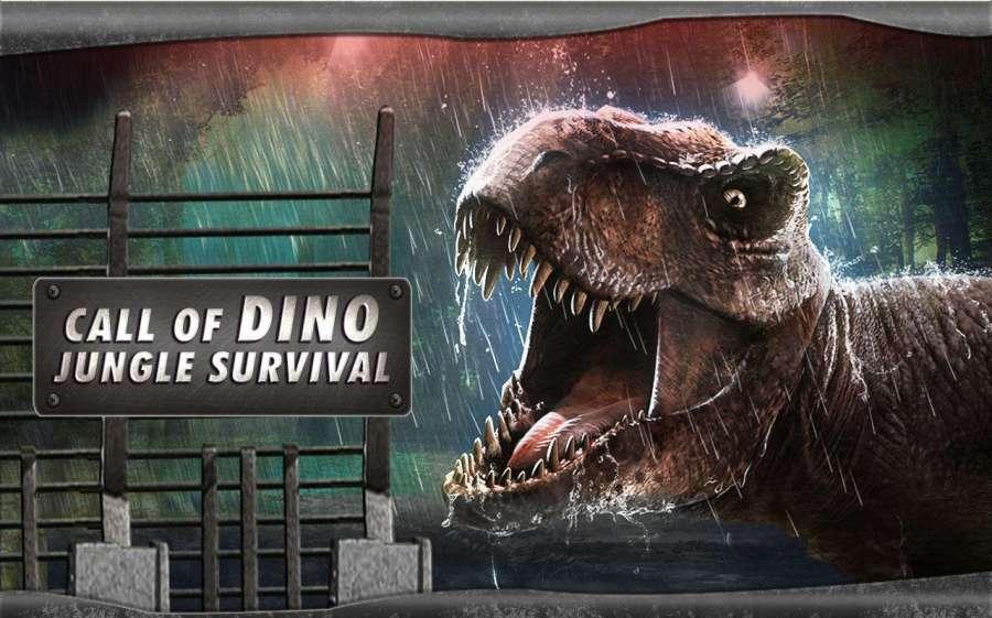 召唤恐龙森林生存截图1