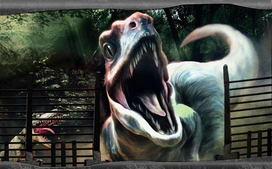 召唤恐龙森林生存截图2