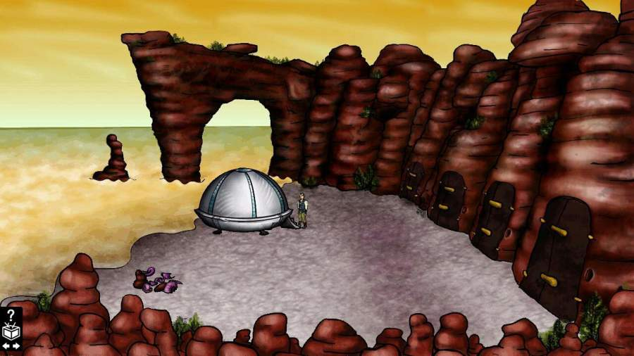 Space Treasure Hunters #1截图1