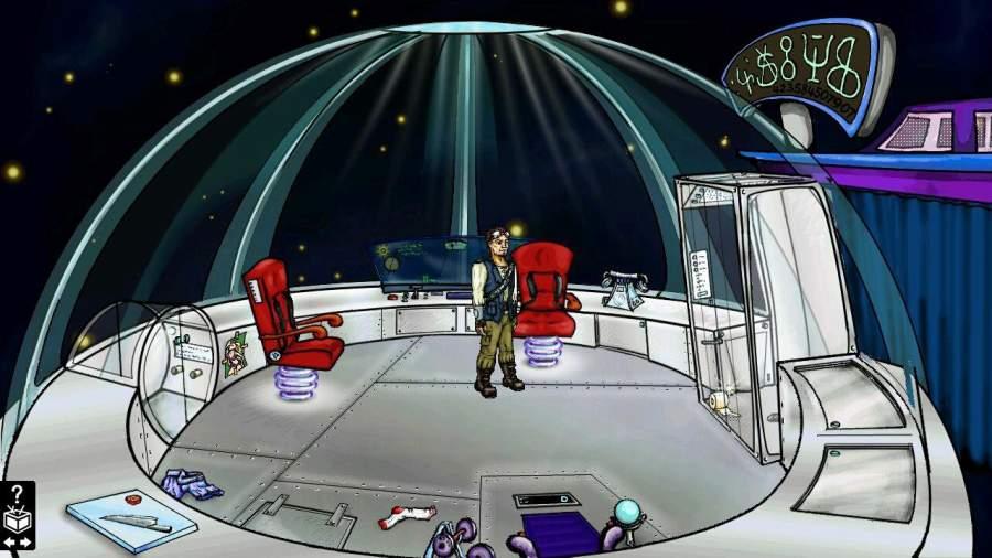 Space Treasure Hunters #1截图2