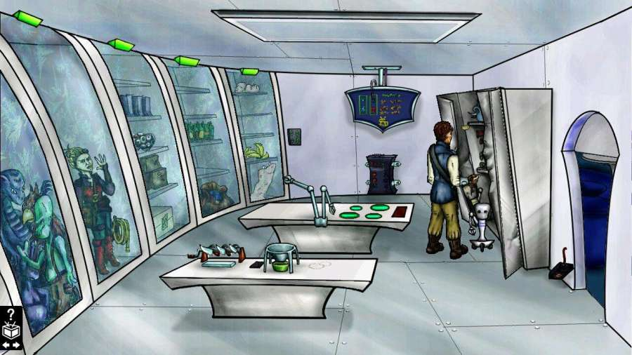 Space Treasure Hunters #1截图3