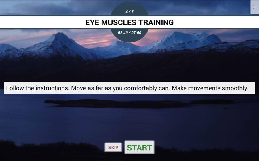 视力锻炼. 提高视力. 免费截图3