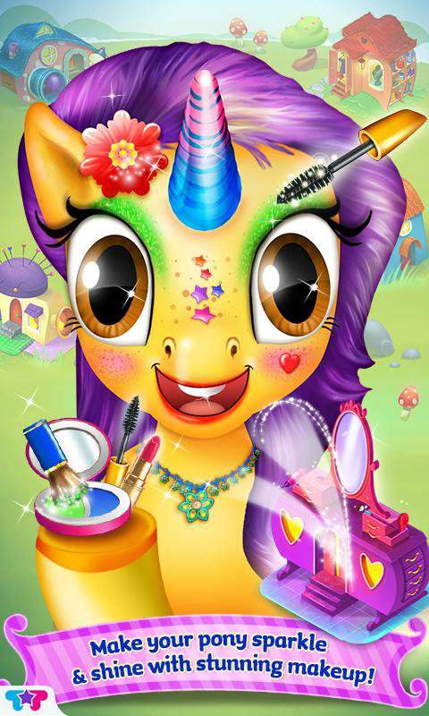 Pony Care Rainbow Resort截图0