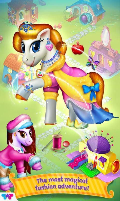 Pony Care Rainbow Resort截图1