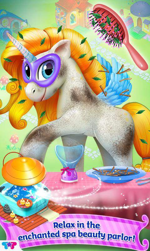 Pony Care Rainbow Resort截图2