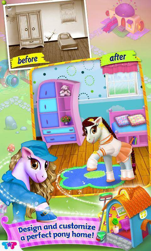 Pony Care Rainbow Resort截图3