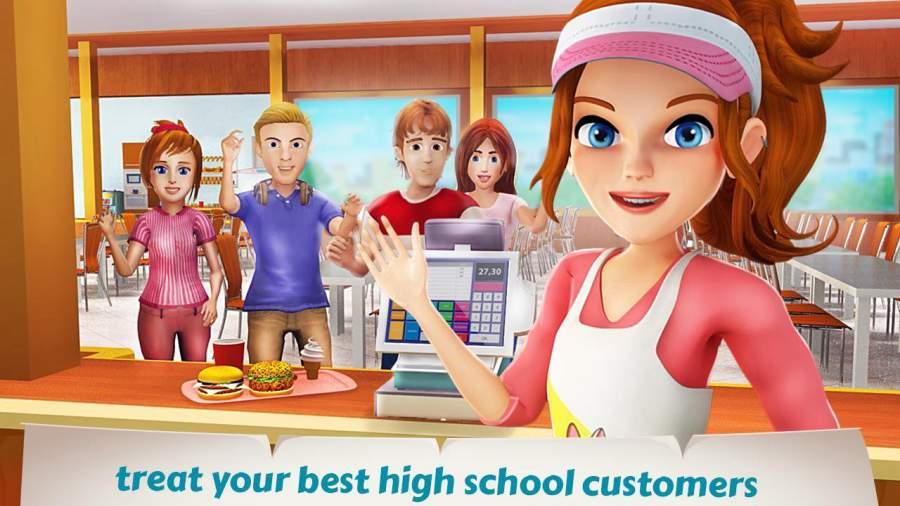 高中收银员截图4