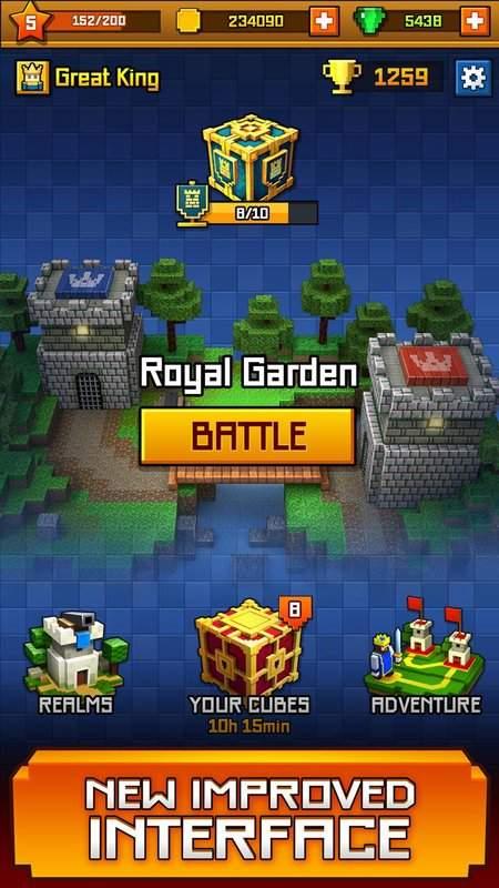 像素冲突:皇室部落战争截图3