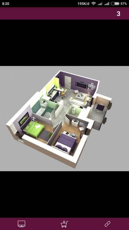 3d家設計截图0