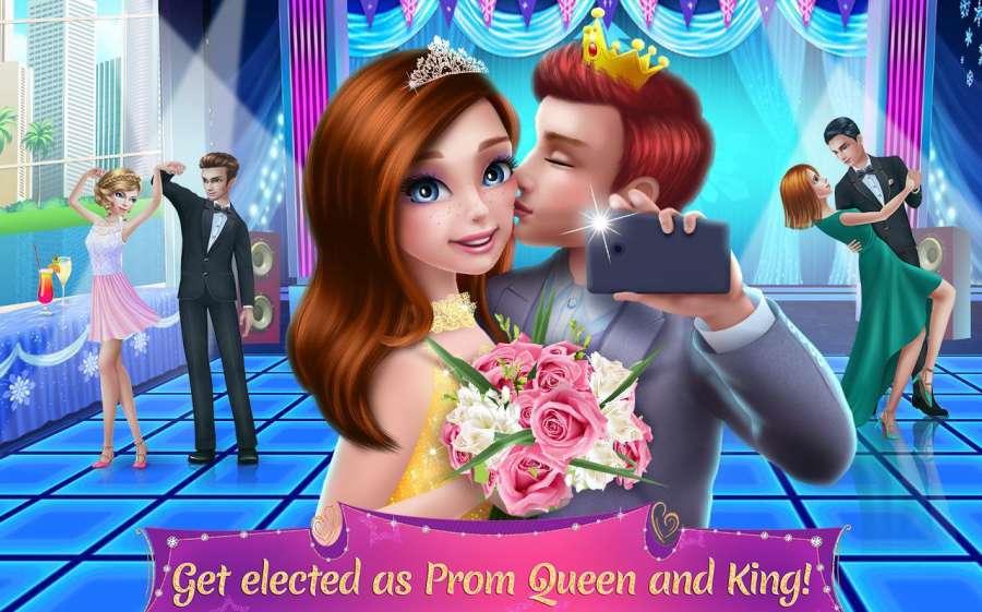 舞会皇后: 约会、爱情战跳舞