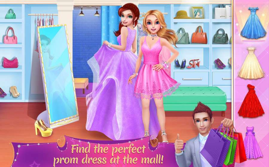 舞会皇后: 约会、恋爱和跳舞截图2