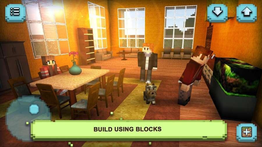 梦幻之家设计游戏: 建造与装饰截图2