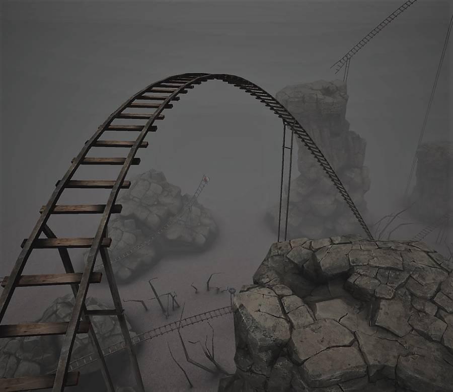 VR Roller Coaster Tram截图0