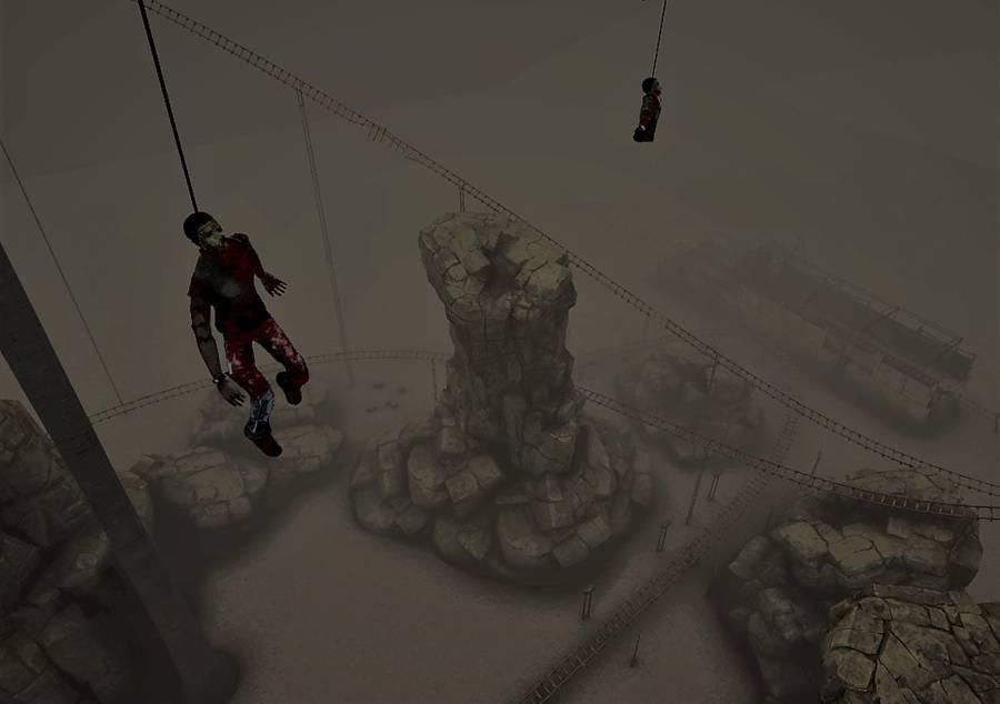 VR Roller Coaster Tram截图1