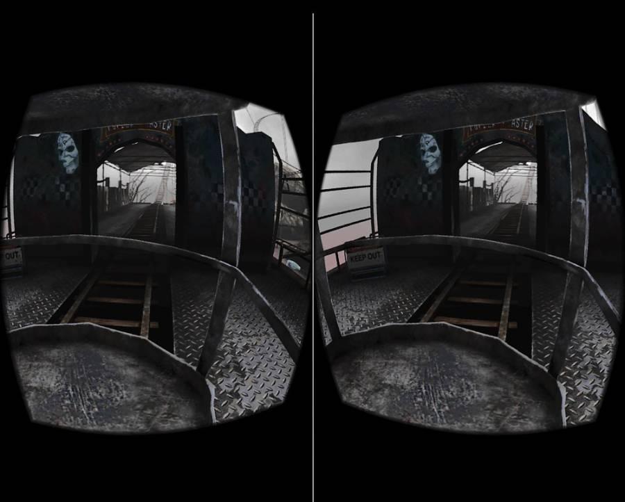 VR Roller Coaster Tram截图3