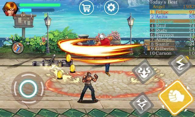 暴力城市:格斗之王截图2